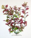 Людвигия красная (Red Ludwigia) M 23см, растение пластиковое TetraPlantastics®, Tetra (Tet-606982)